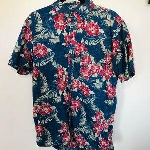 G.H. Bass & Co. Hawaiian Shirt- M